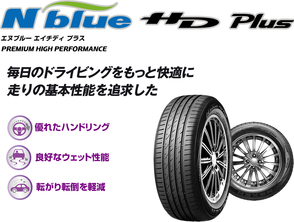 Nblue HD Plus